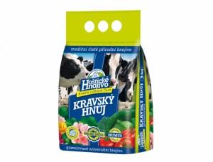 Hoštická - Hnoj kravský 3kg