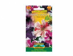 Petunie zvlněná velkokvětá - petunia hybrida mix