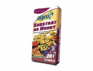 Speciální substrát na hroby, 20l - Agro