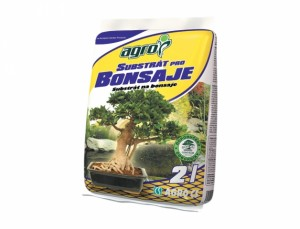 Substrát pre bonsaje, 2l - Agro