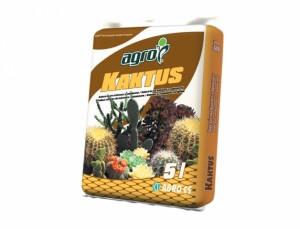 Špeciálny substrát pre kaktusy a sukusenty, 5l - Agro