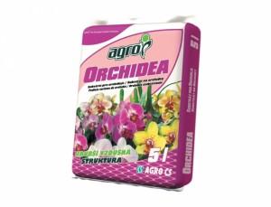 Speciální substrát pro orchideje, 5l - Agro
