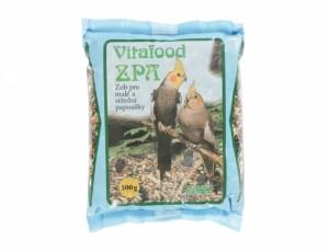 Krmivo pro papoušky 500g